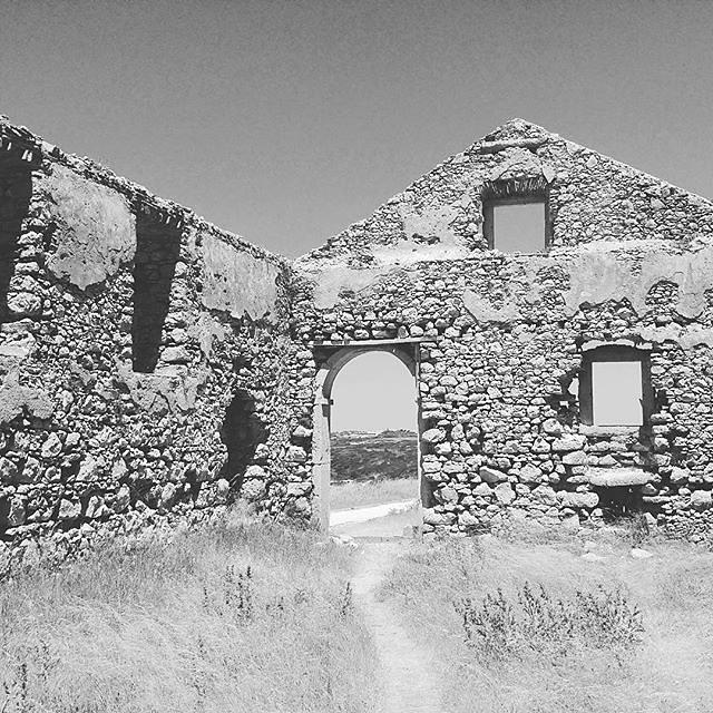 Church ruins #Portugal