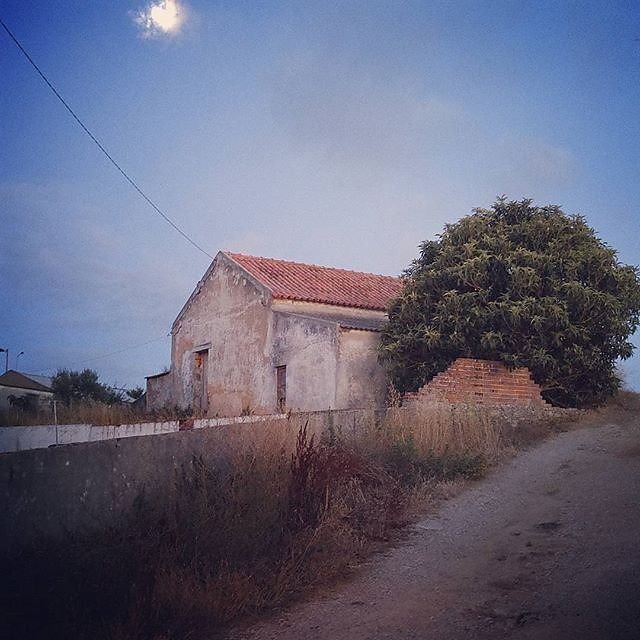 Summer Vacation #Portugal. Nightly walk at Sesimbra